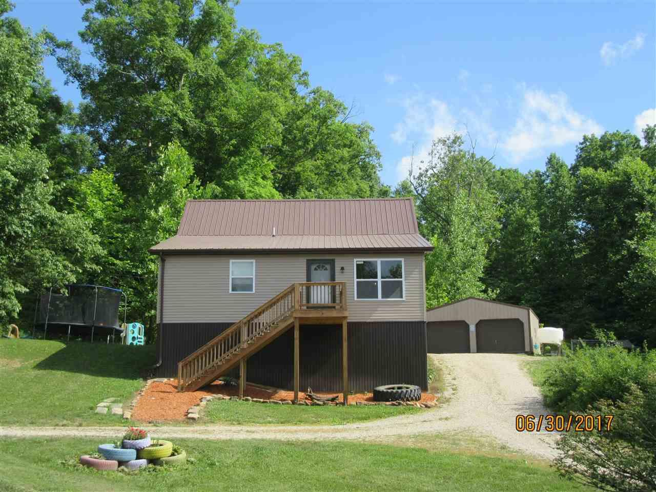 8273 Lily Road, Tell City, IN 47586