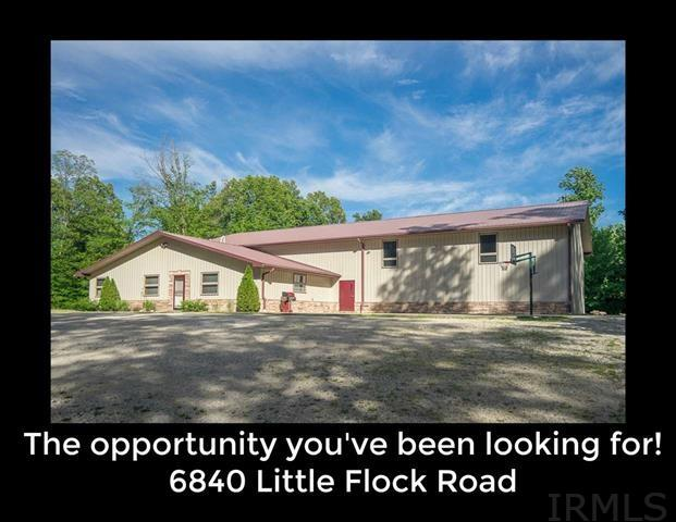 6840 Little Flock, Spencer, IN 47460