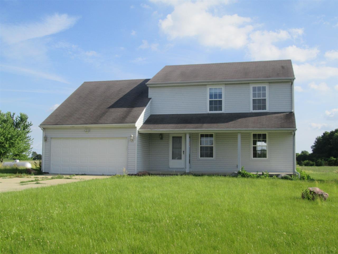 9355 SE New Castle, Frankfort, IN 46041