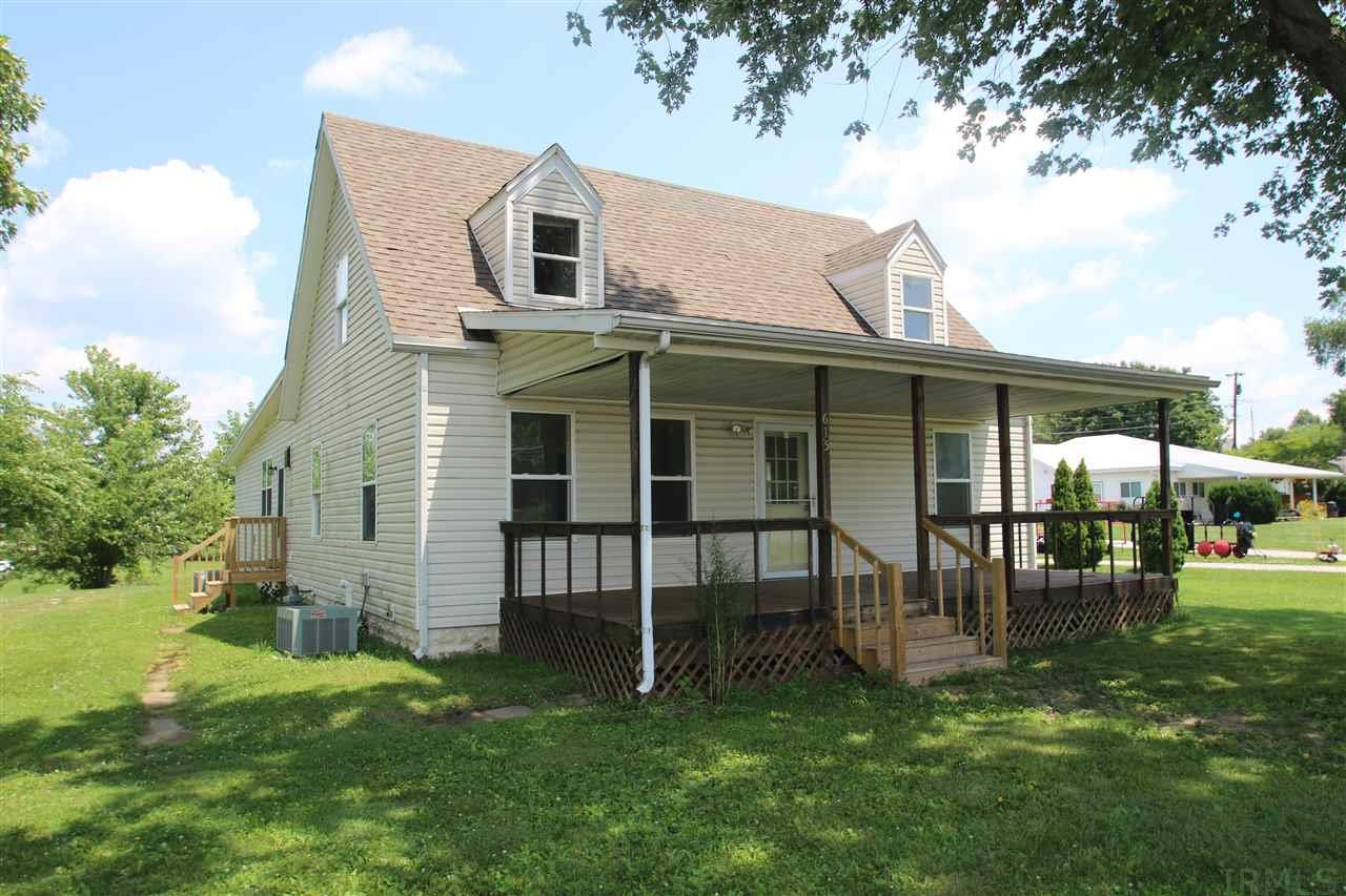 615 W Commerce, Brownstown, IN 47220