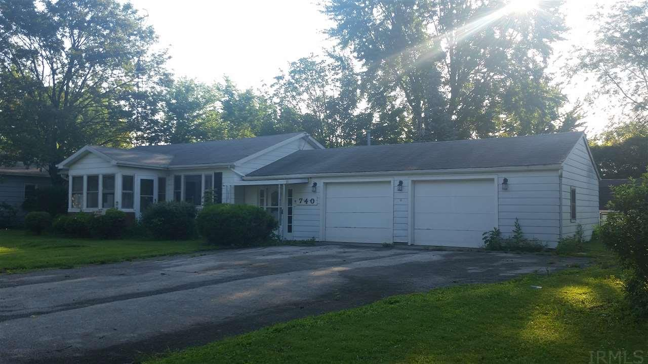 740 N 10th, Decatur, IN 46733