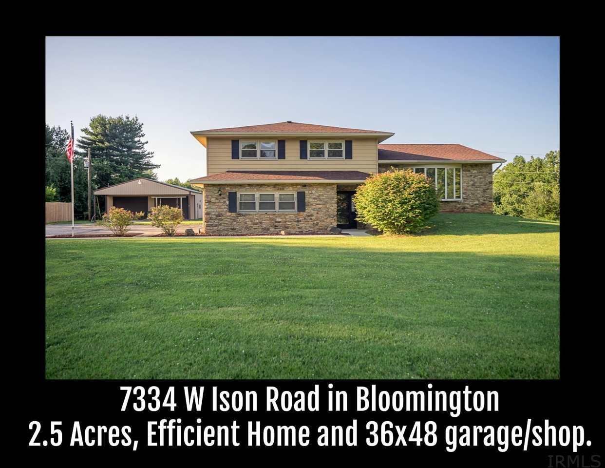 7334 W Ison, Bloomington, IN 47403