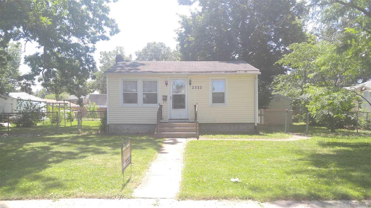 2322 Glenwood, Fort Wayne, IN 46805