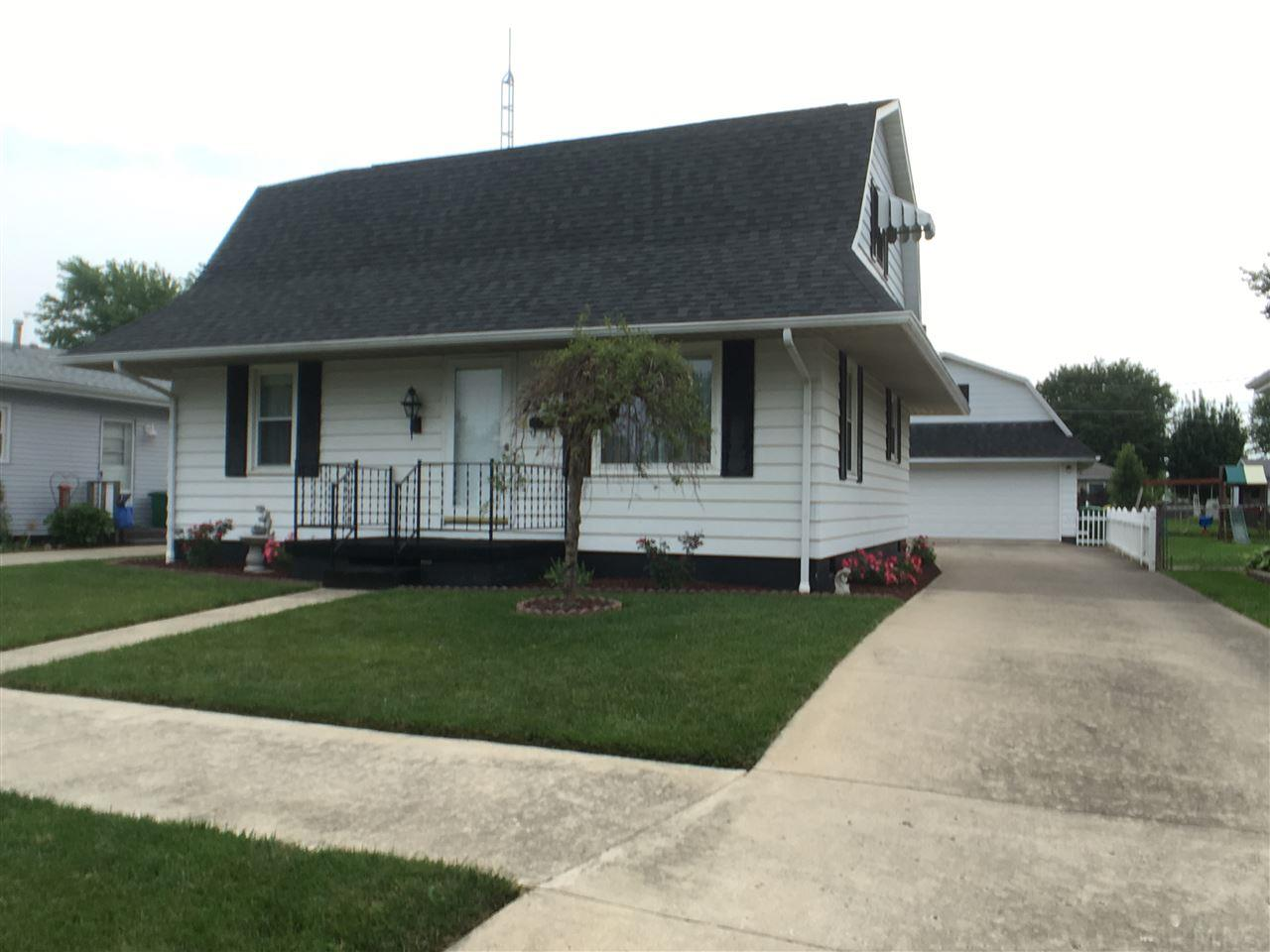 2932 S 23rd, New Castle, IN 47362