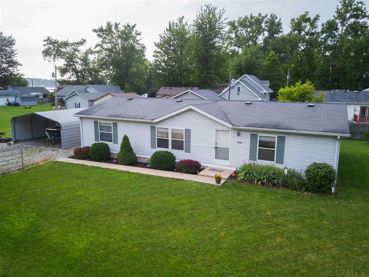 3534 W Lakeway Dr-57, Columbia City, IN 46725