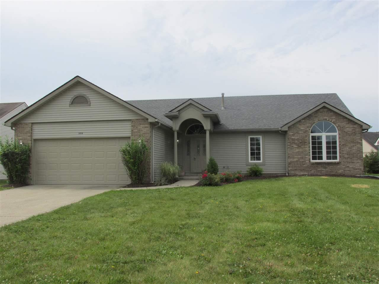 9314 Mill Ridge, Fort Wayne, IN 46835