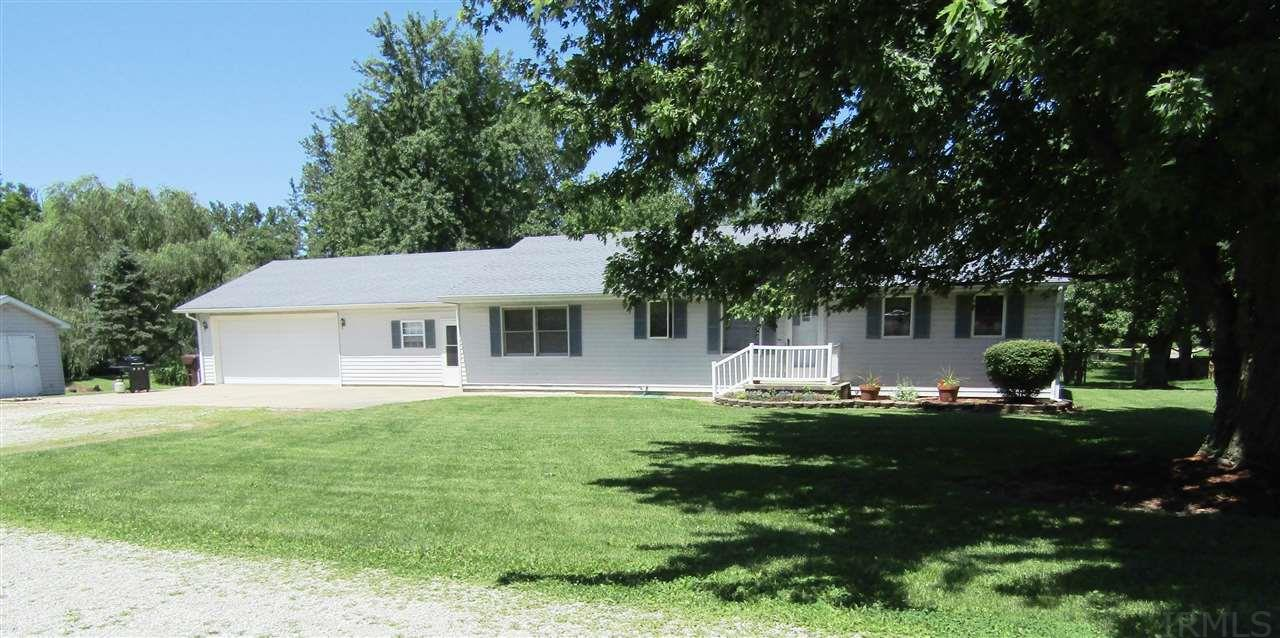 504 Western Ave., LaFontaine, IN 46940