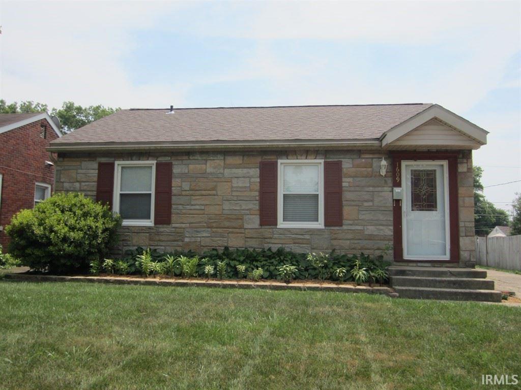 1609 Herndon, Evansville, IN 47711