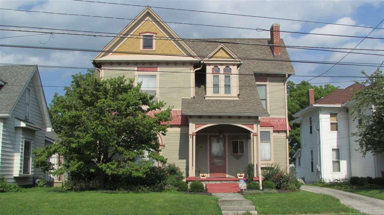 1126 Lincoln, Bedford, IN 47421