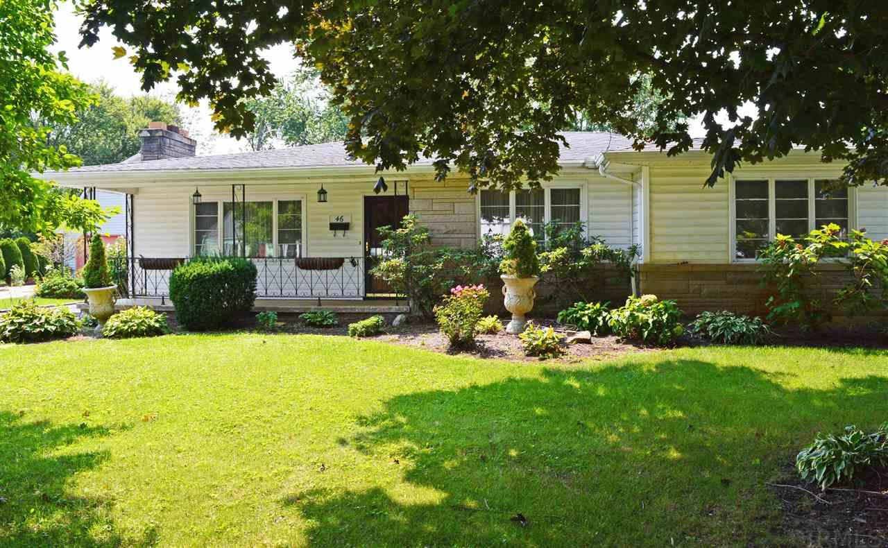 46 S Colonial Park, Marion, IN 46953