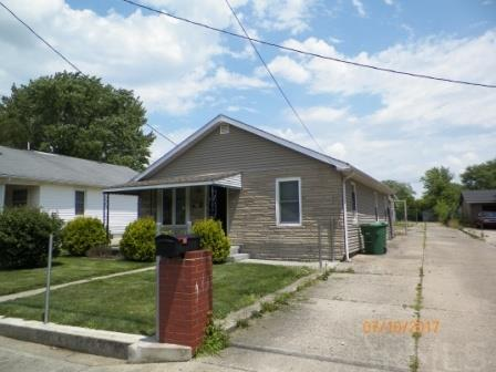 622 N 27th, New Castle, IN 47362