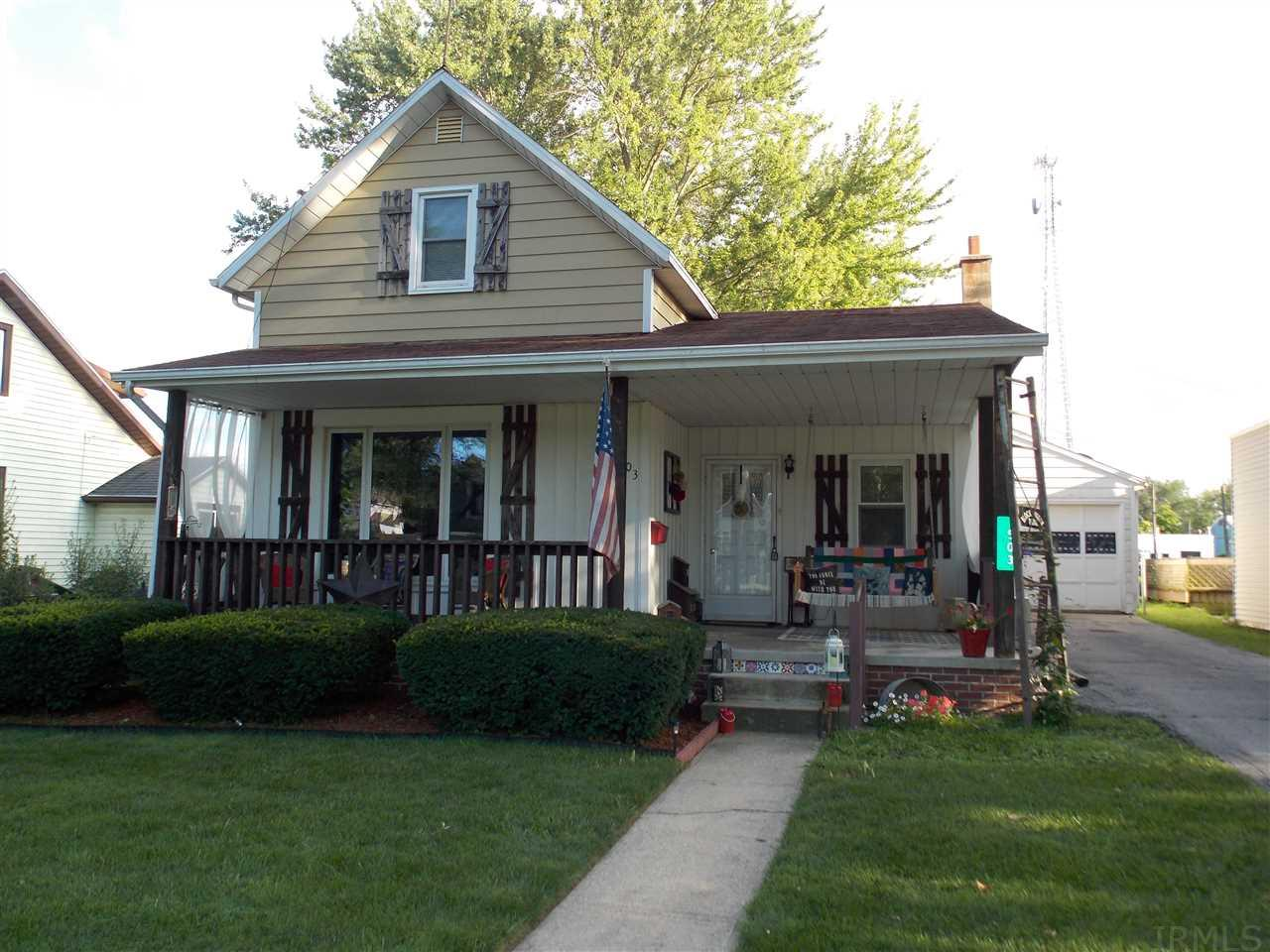503 W Spencer, Columbia City, IN 46725