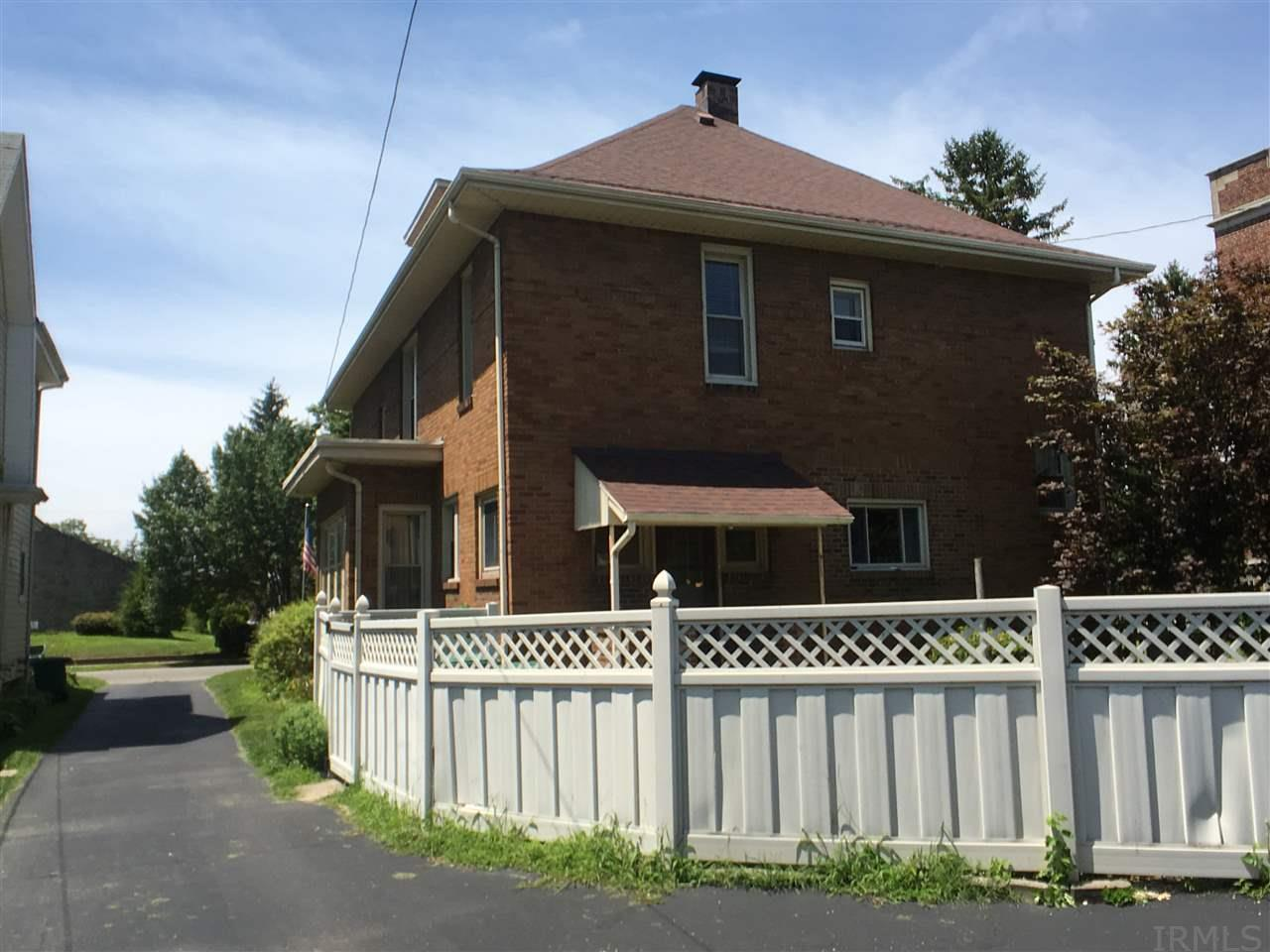 528 S 14TH ST, New Castle, IN 47362