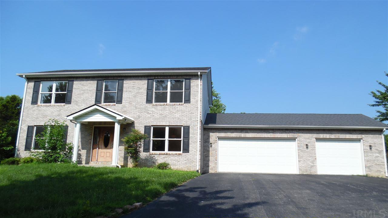 1517 E Campbell Heights, Winslow, IN 47598