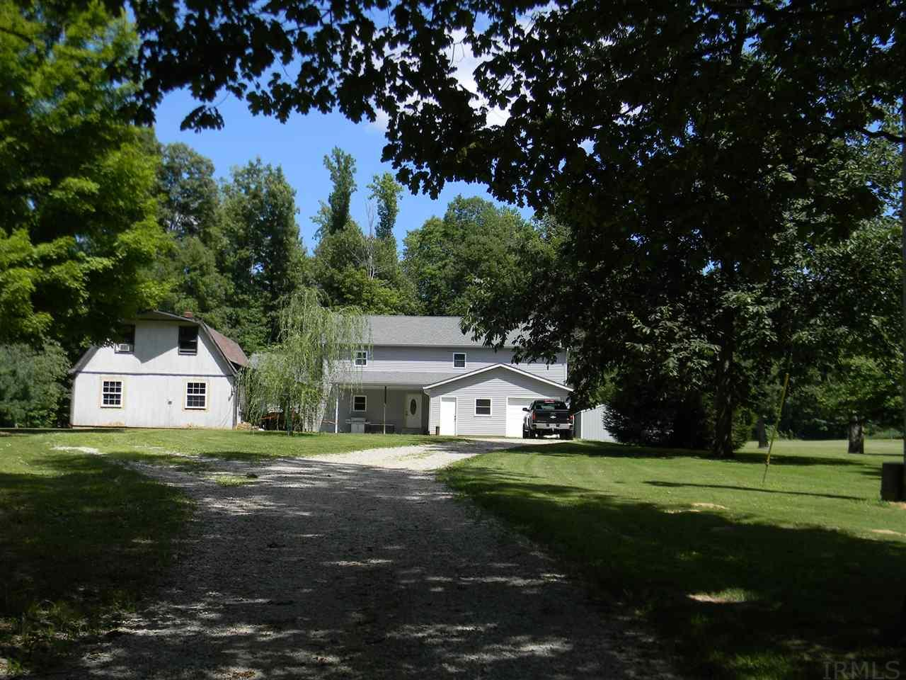 1622 S Byerly Rd, Freedom, IN 47431