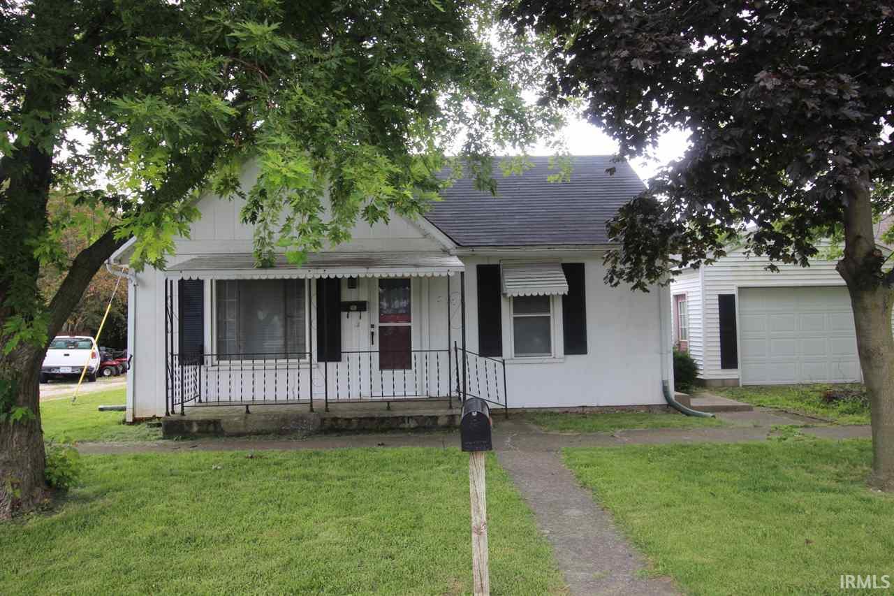 203 N Adams, Fowler, IN 47944