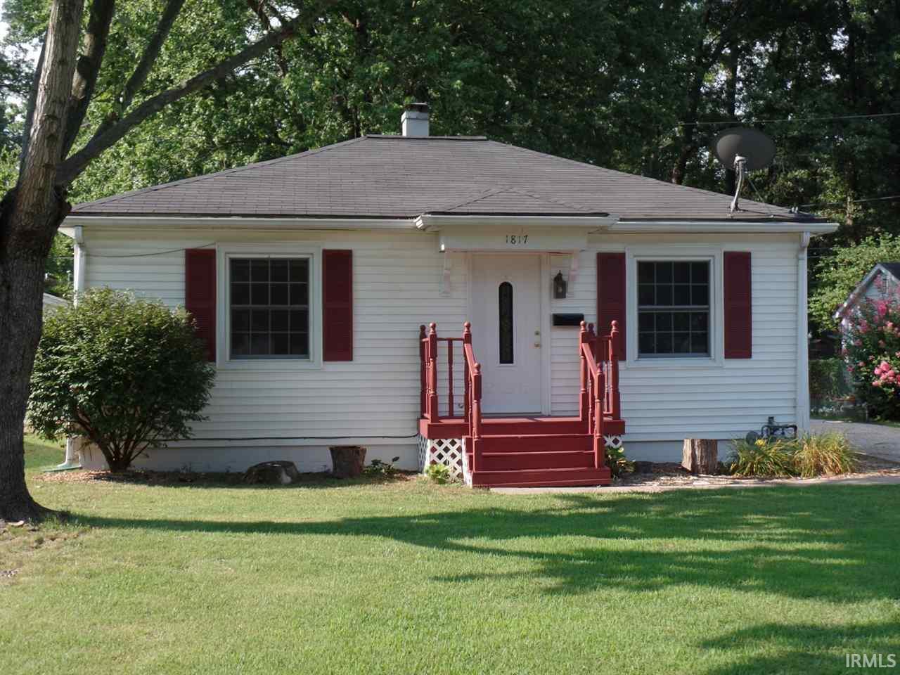 1817 Cass Ave, Evansville, IN 47714