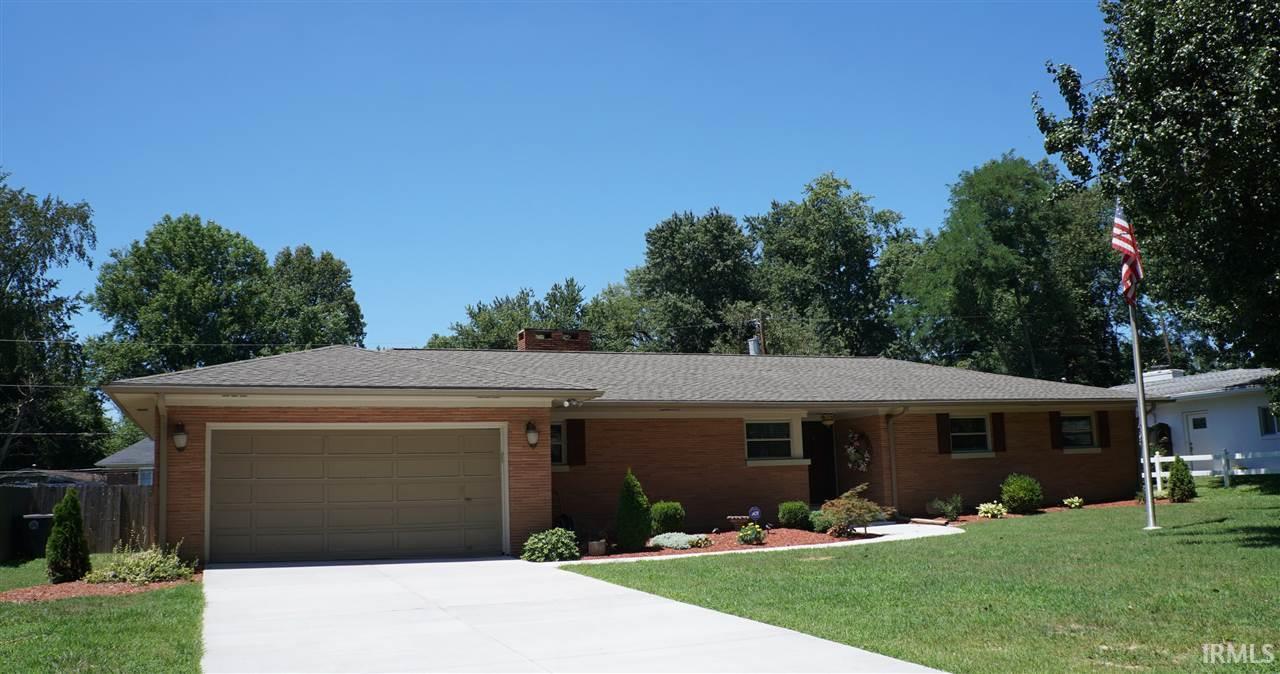1025 S Burkhardt, Evansville, IN 47715