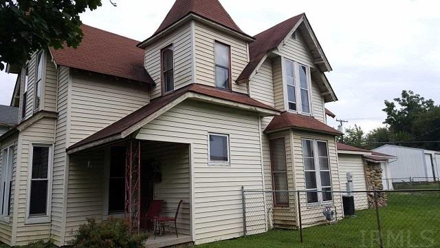 407 E Walnut, Frankfort, IN 46041