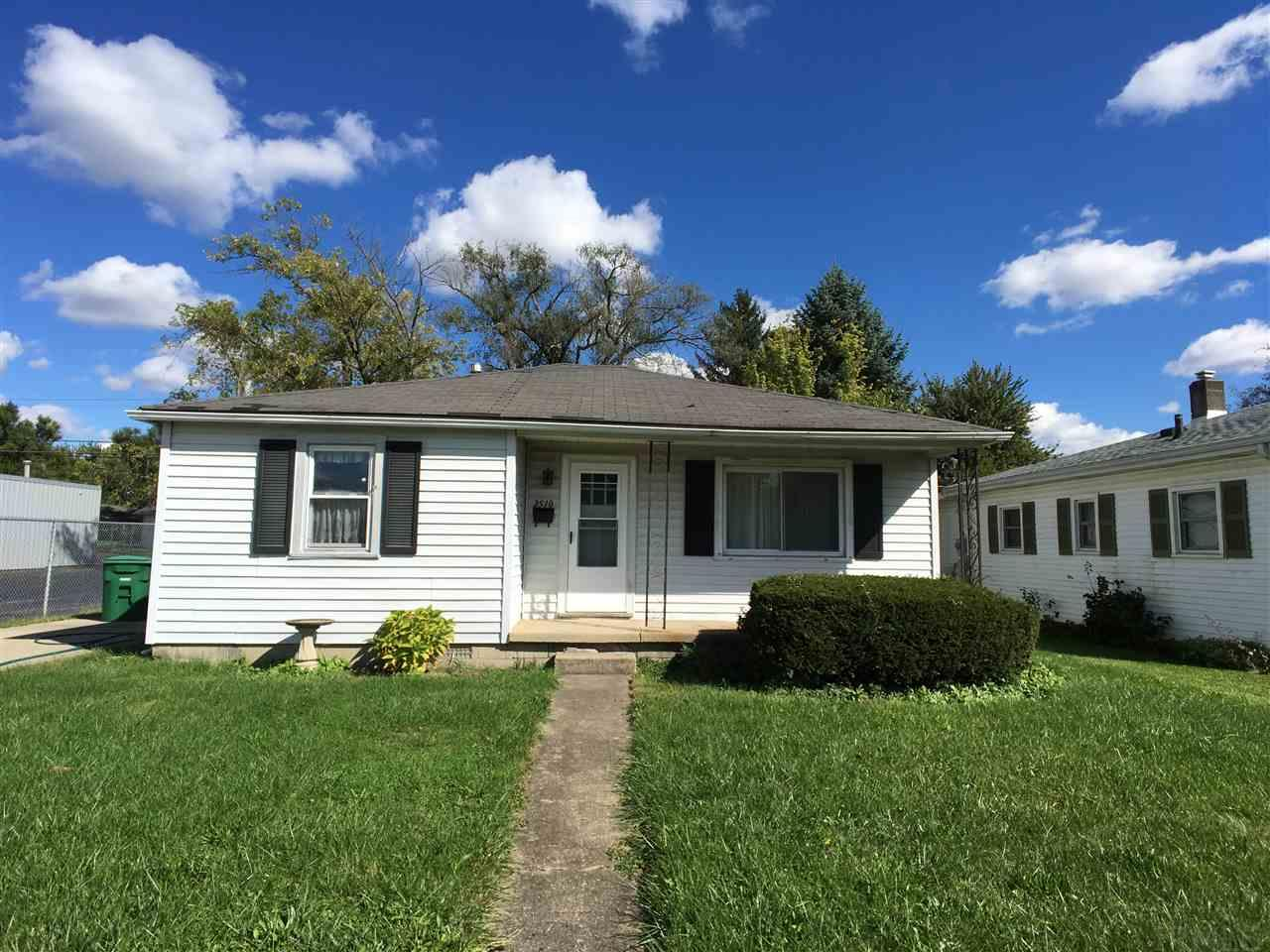 2510 S 14TH, New Castle, IN 47362