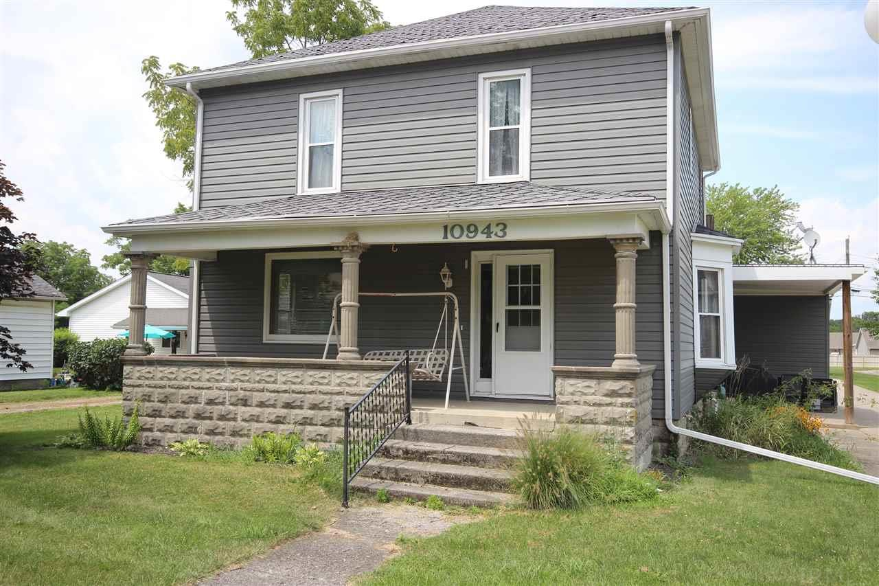 10943 English, Hoagland, IN 46745