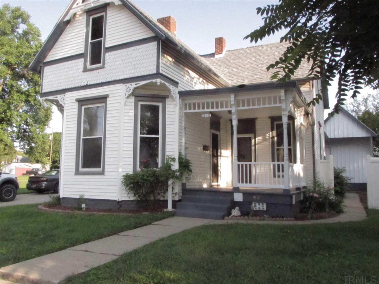 335 W 8th, Mount Vernon, IN 47620