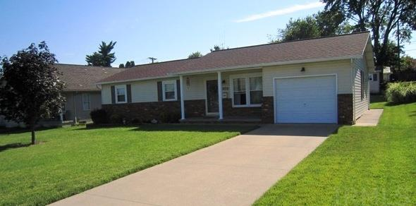 722 17th Street, Tell City, IN 47586
