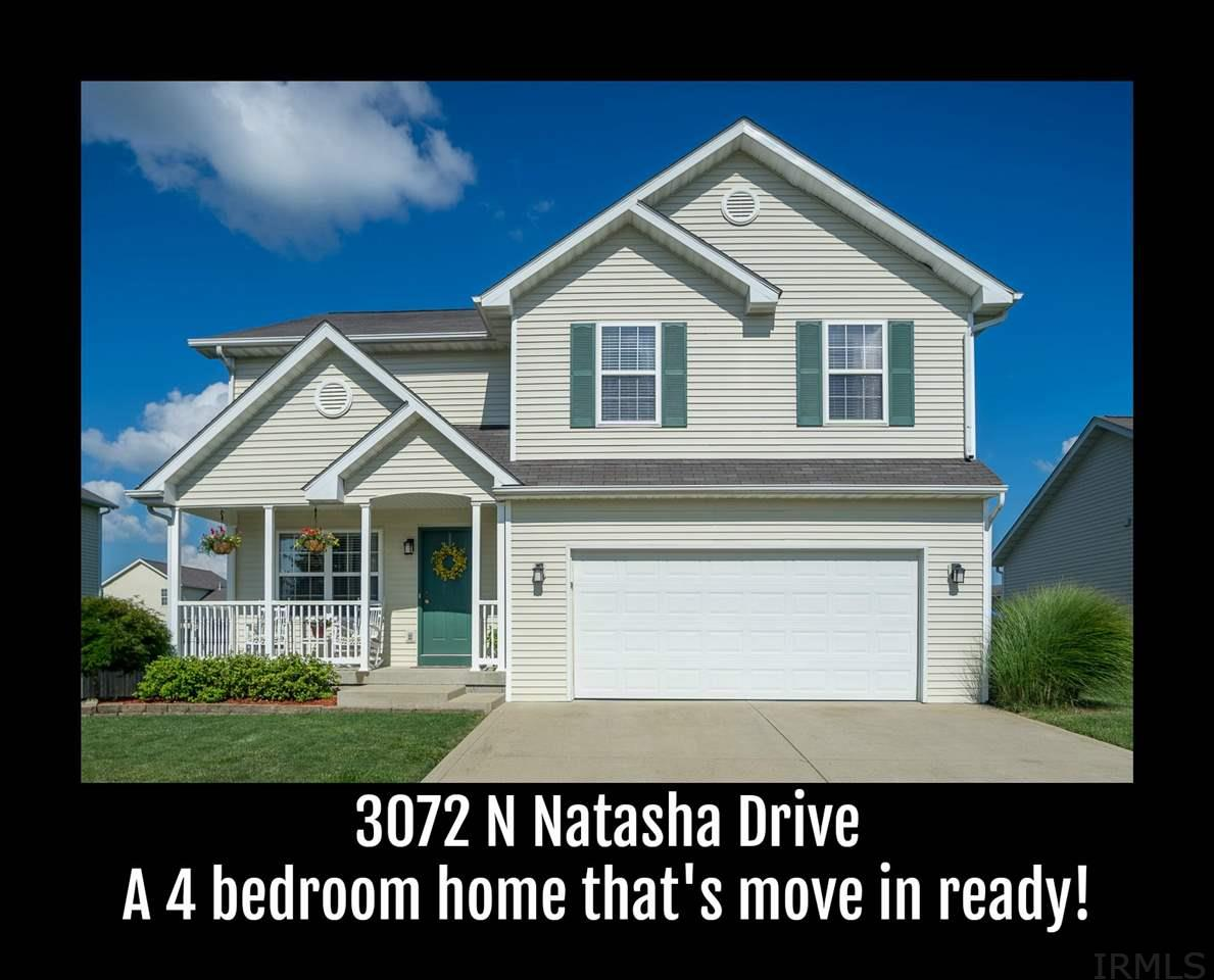 3072 N Natasha, Bloomington, IN 47404