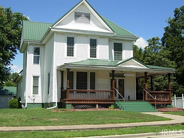 101 S State Road 159, Freelandville, IN 47535