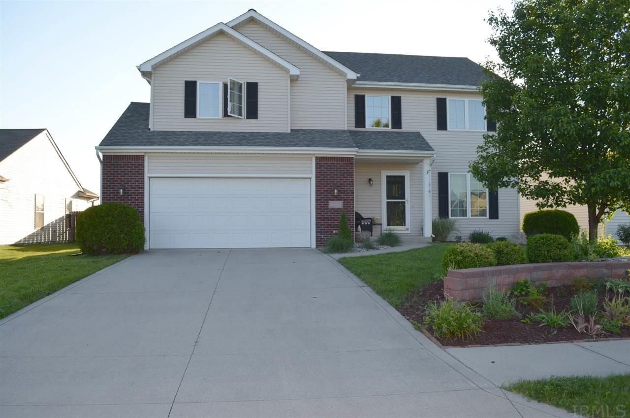 15529 Twin Willow DR, Huntertown, IN 46748