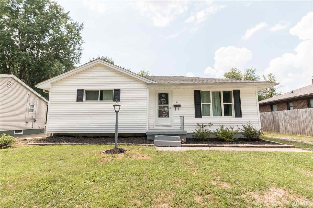 1801 S Kenmore, Evansville, IN 47714
