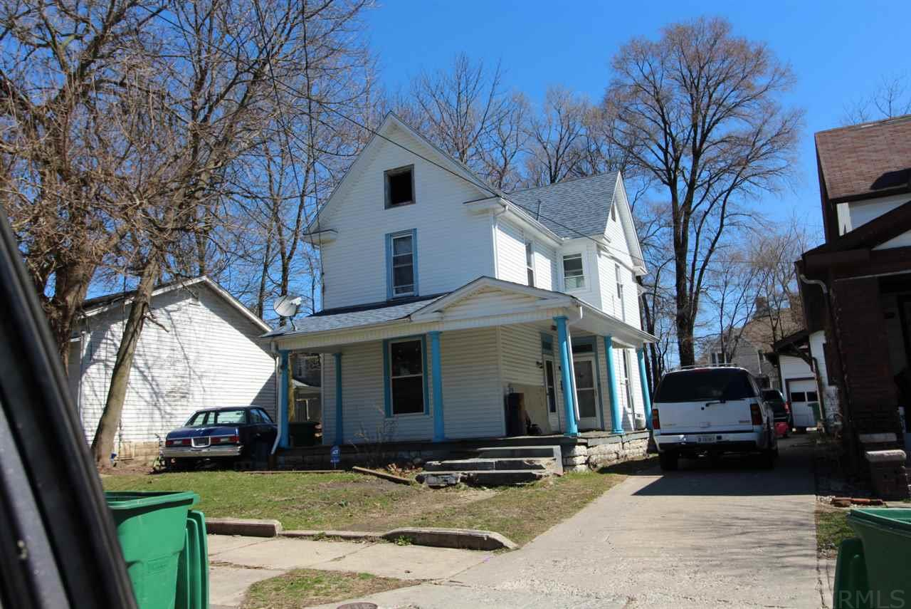416 S 12th, New Castle, IN 47362