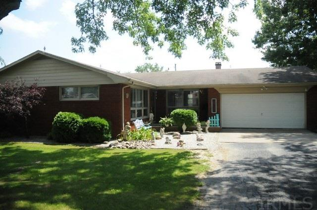 991 W Carriage Lane, New Castle, IN 47362