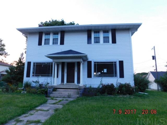 1930 Broad, New Castle, IN 47362