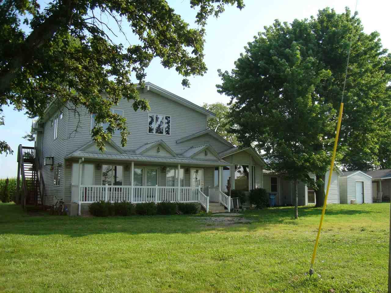 12761 S 600 EAST, Amboy, IN 46911