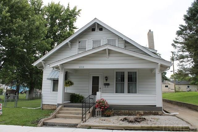 414 Baxter St., Attica, IN 47918