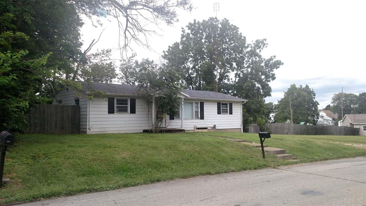 330 N Indiana, Dunkirk, IN 47336