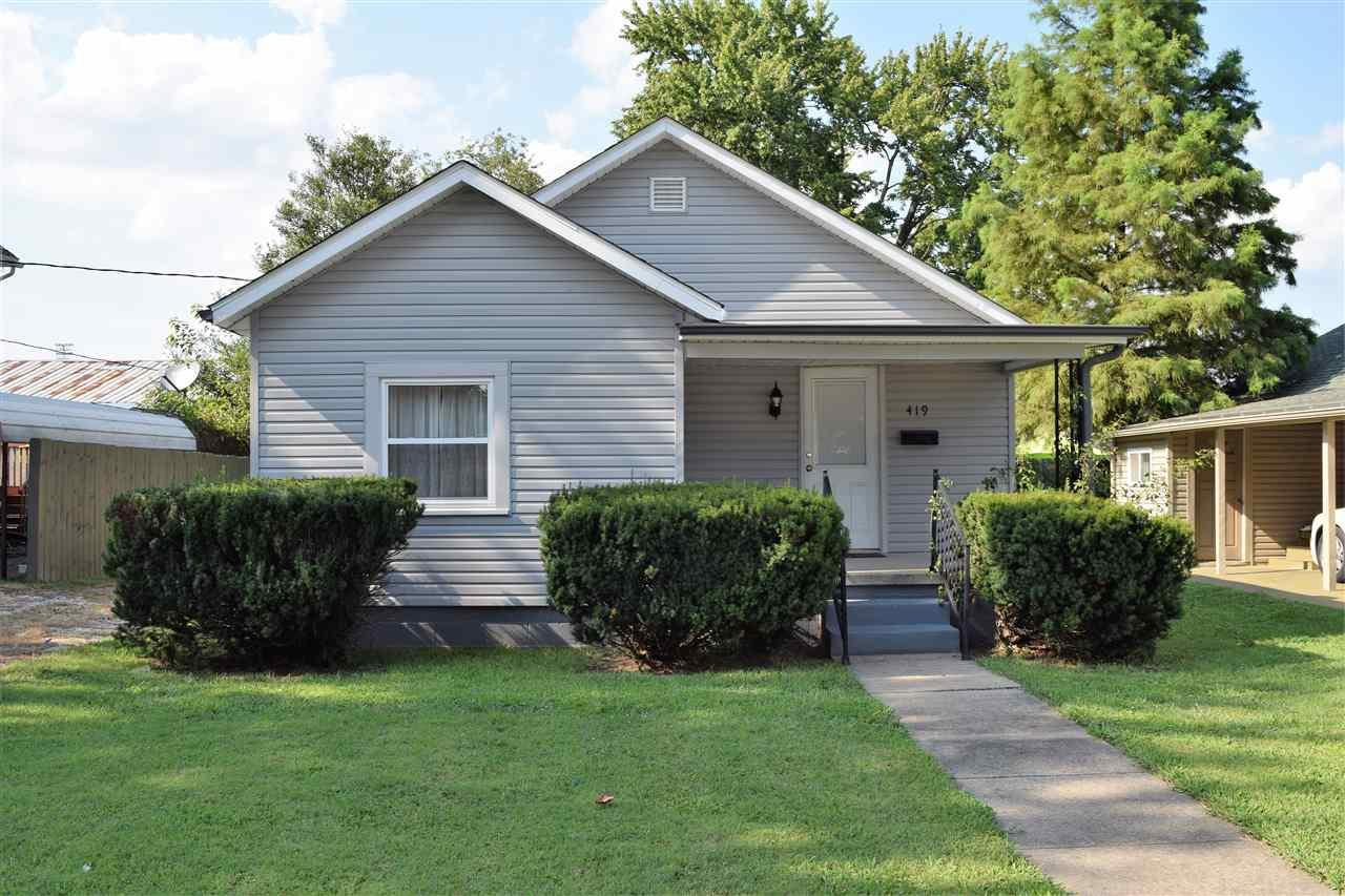 419 W Sycamore, Boonville, IN 47601