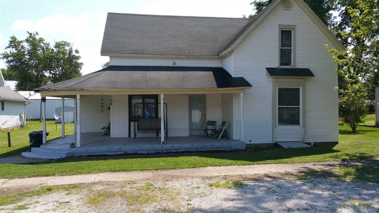 106 S James St., Milford, IN 46542