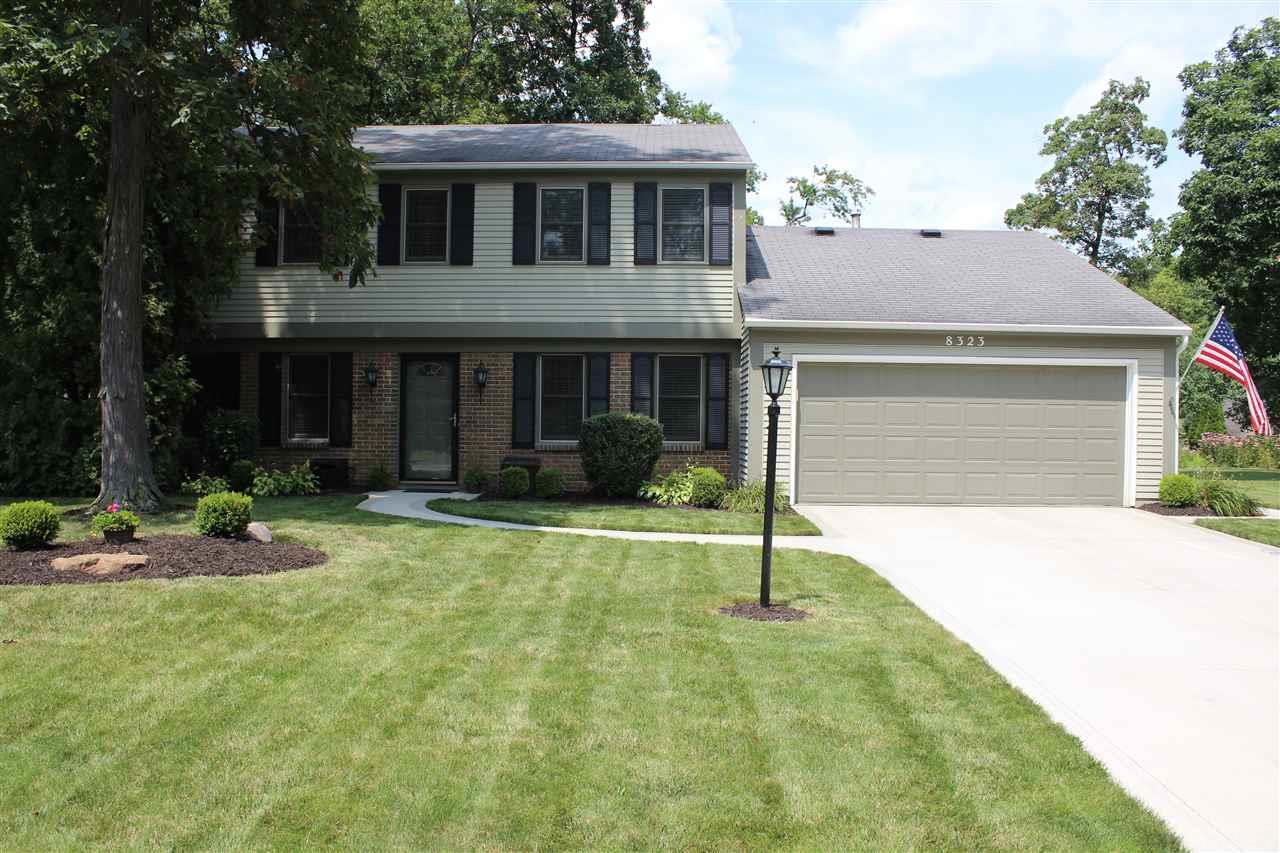 8323 Quincy Court, Fort Wayne, IN 46835