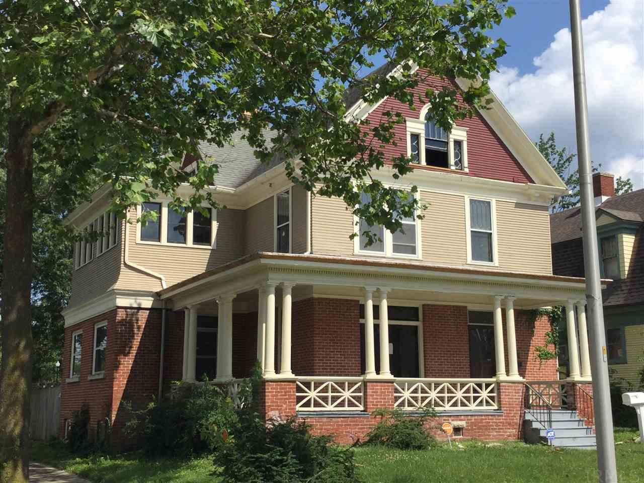 2401 S Harrison, Fort Wayne, IN 46807