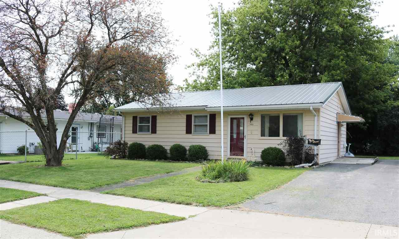 503 Freeman, Monticello, IN 47960