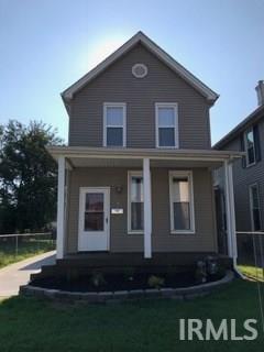 1604 Stinson, Evansville, IN 47712