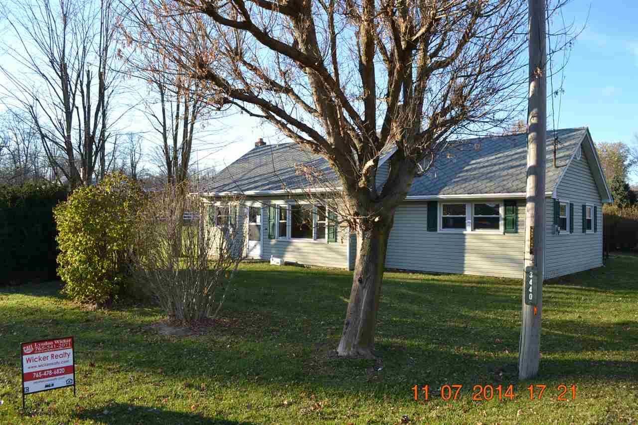 3440 W State Road 44, Connersville, IN 47331