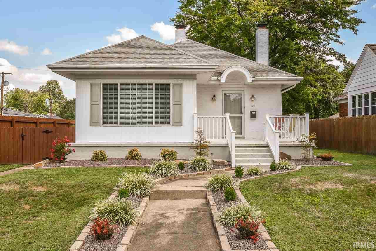 616 S Villa Dr, Evansville, IN 47714