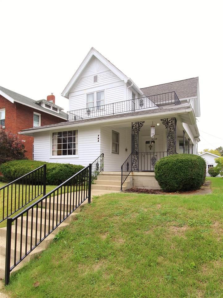 704 W 1st, Marion, IN 46952