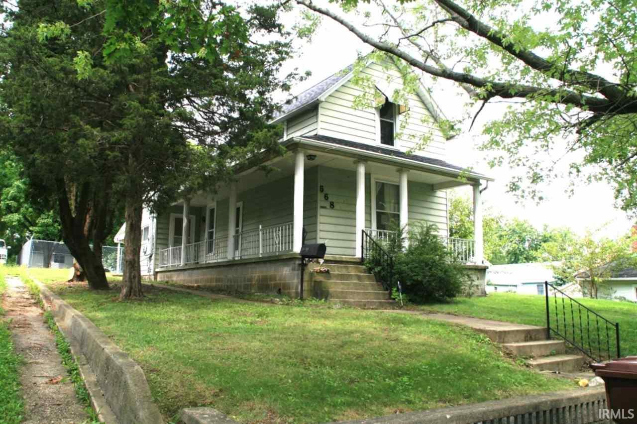 668 Erie, Wabash, IN 46992