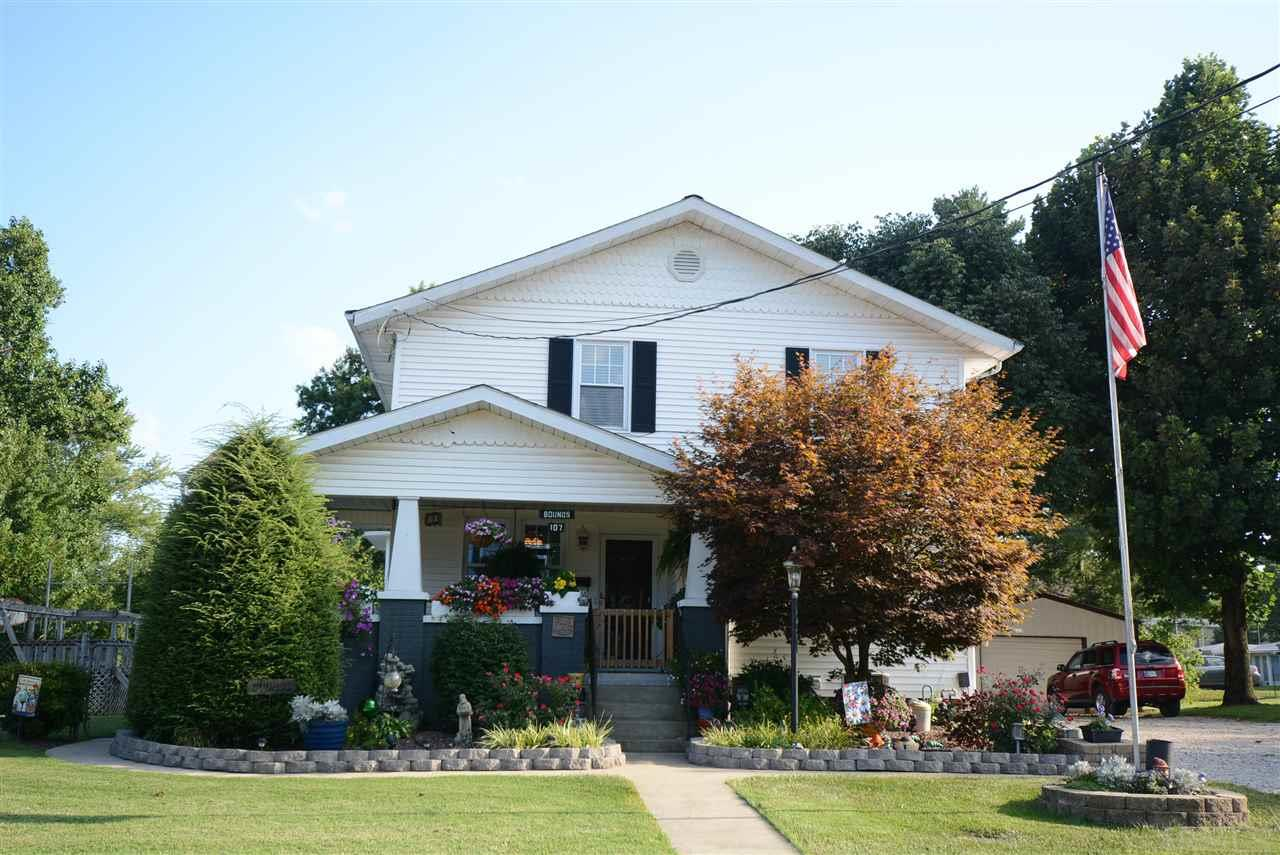 107 W 1st Street, Huntingburg, IN 47542