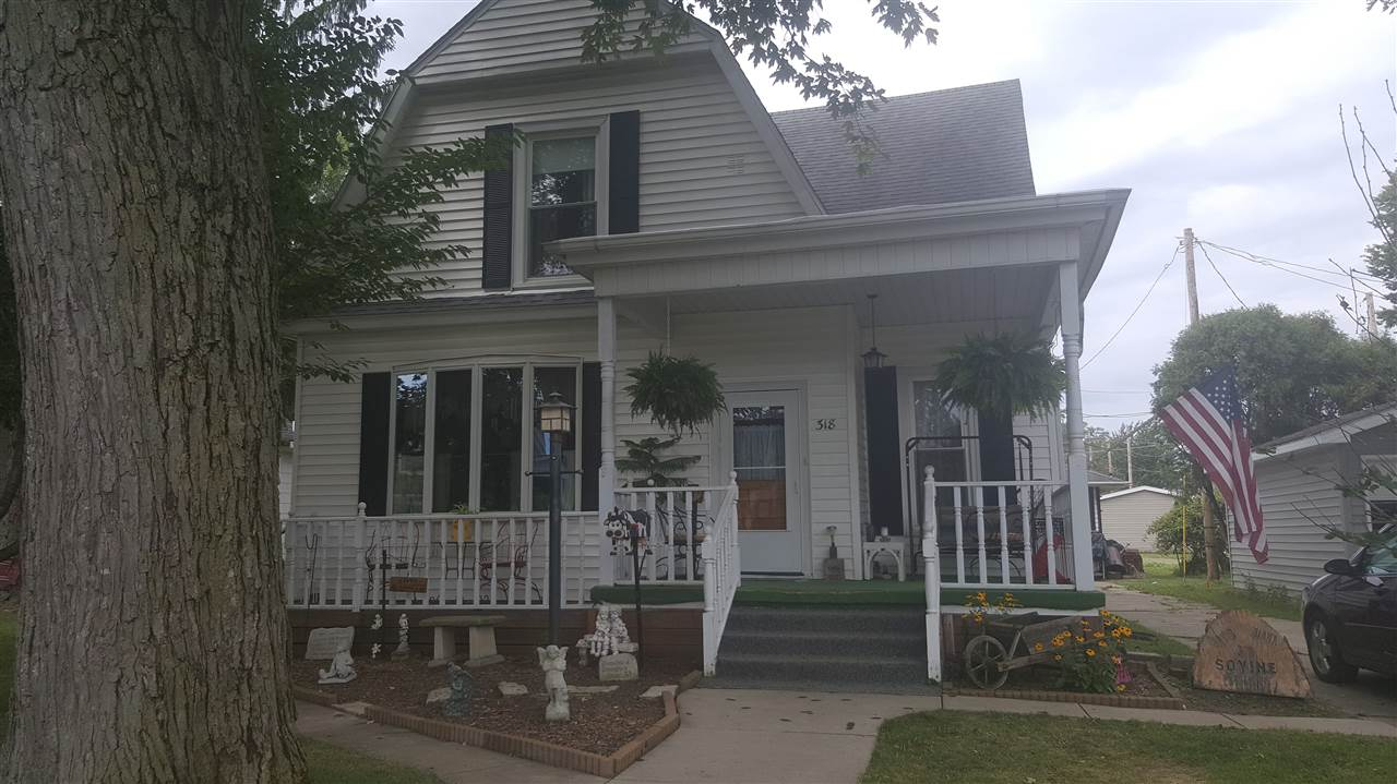 318 S 3rd, Decatur, IN 46733