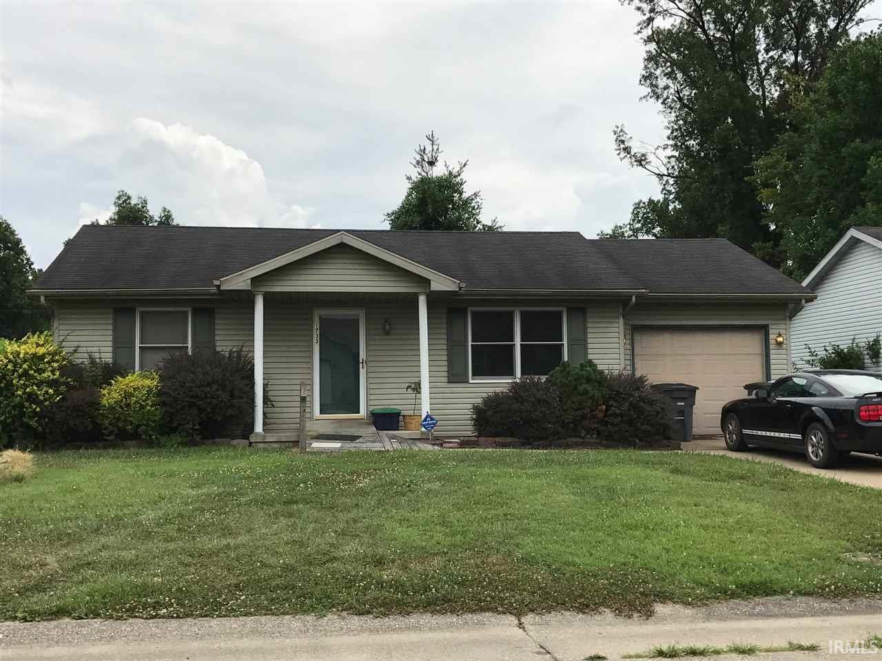 1733 Davcohn, Evansville, IN 47714